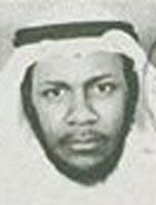 Mustafa Ahmed al-Hawsawi. The picture is taken from a stamped document prior to 9/11.